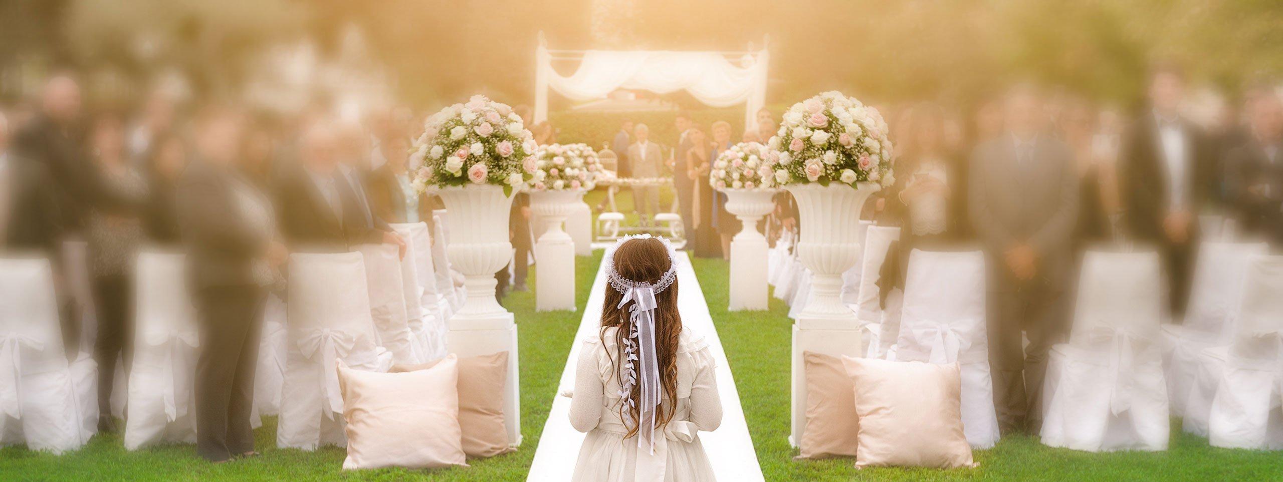 Matrimonio stile americano campania
