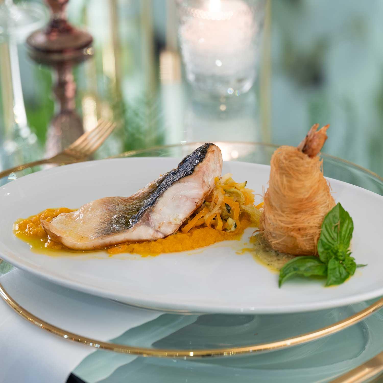 ristorante matrimonio pesce